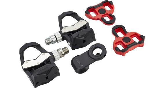 Garmin Vector 2S - Pédales - petit émetteur wattmètre noir